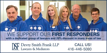 First Responder Lawyers offering 20% Discount